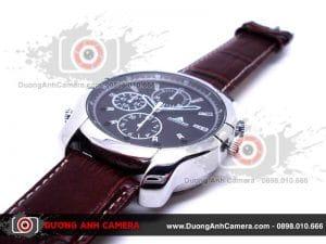 Camera ngụy trang Đồng hồ đeo tay SW80 - Quai da - 16GB