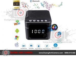 Camera ngụy trang Loa Bluetooth - Đồng hồ Z23