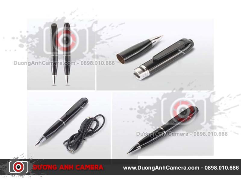 Bút Camera ngụy trang - HD - Wifi