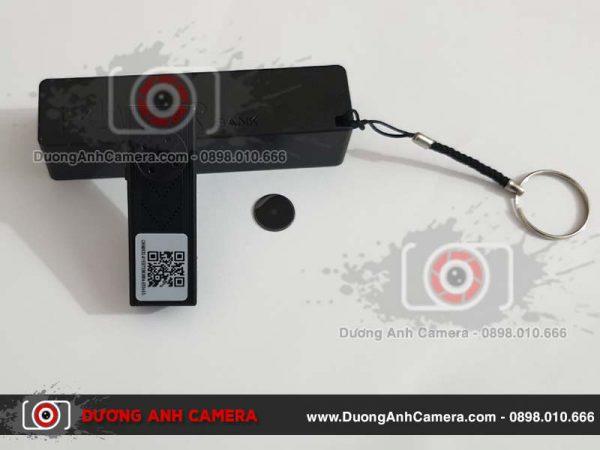 Camera ngụy trang Cúc áo X9 - Quay video 4K