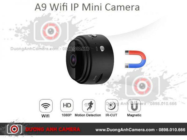 Camera giám sát siêu nhỏ A9