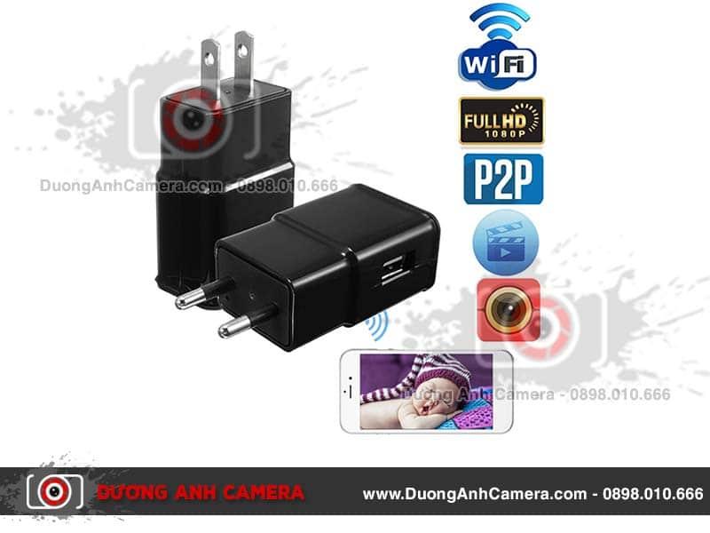 Camera ngụy trang Củ sạc Samsung B2