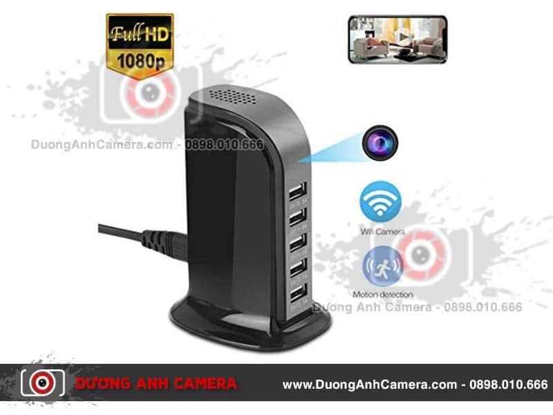 Camera ngụy trang Hub USB M8