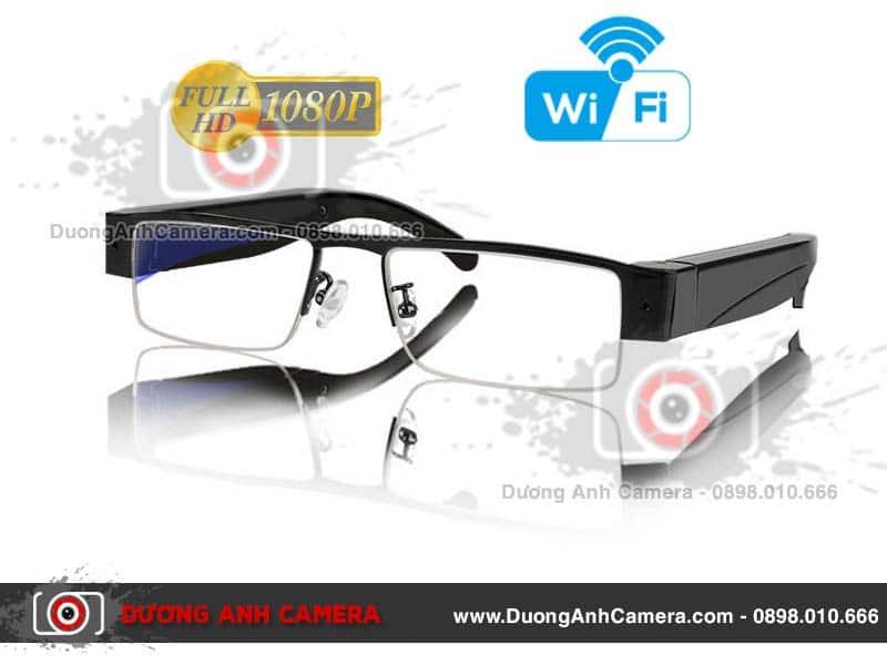 Camera ngụy trang Kính mắt V20W - Kết nối Wifi - Truyền tải video trực tuyến