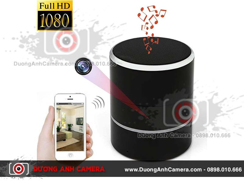 Camera ngụy trang Loa Bluetooth Y8