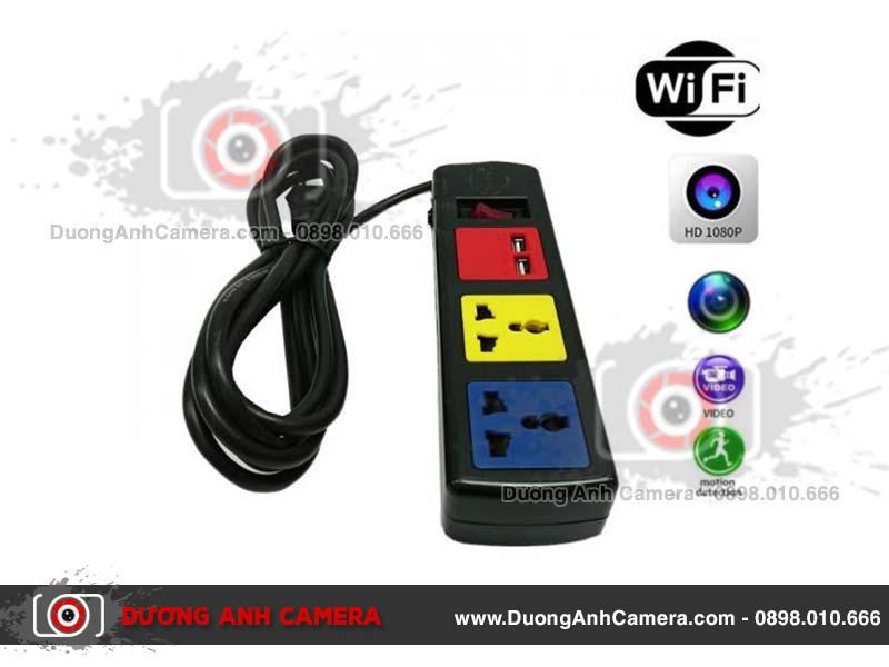 Camera ngụy trang Ổ cắm điện Lioa 3D32USB