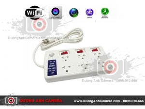 Camera 4K ngụy trang Ổ điện Lioa 6SS2