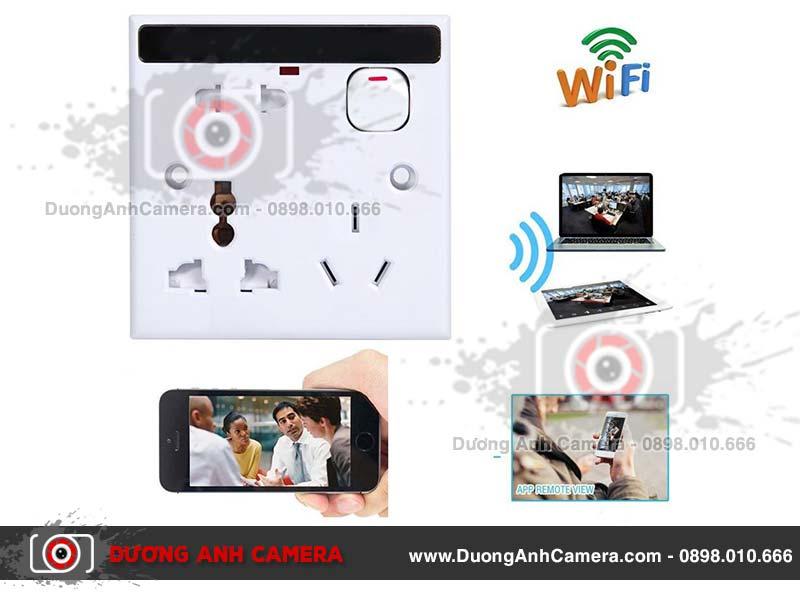 Camera ngụy trang kết nối wifi loại nào tốt nhất?