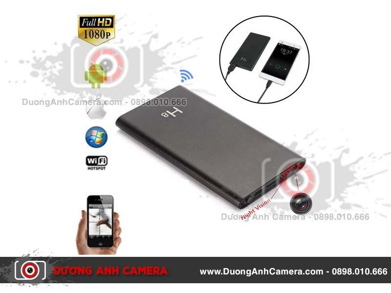 Camera ngụy trang Sạc dự phòng H8 - 5000Mah