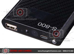 Camera ngụy trang Sạc dự phòng S800 10.000Mah