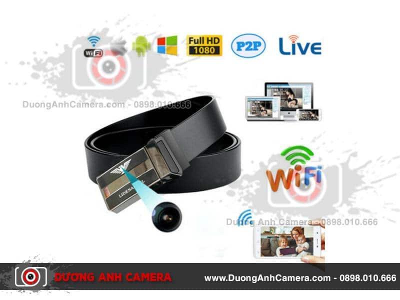 Camera ngụy trang Thắt lưng nam DA04