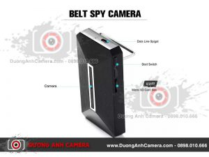 Camera ngụy trang Thắt lưng nam H16