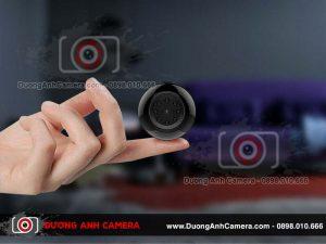 Camera giám sát siêu nhỏ SQ17