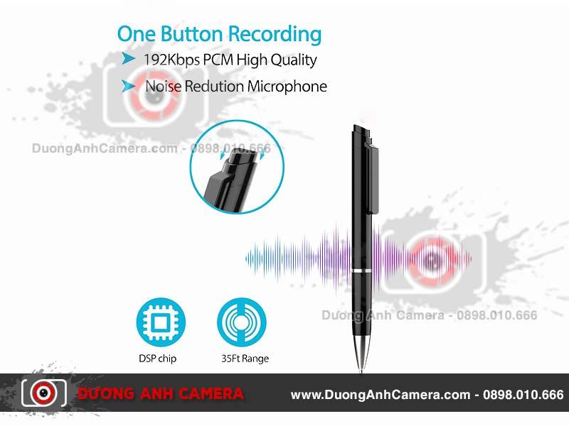 Bút ghi âm kỹ thuật số PVR22 - 8GB