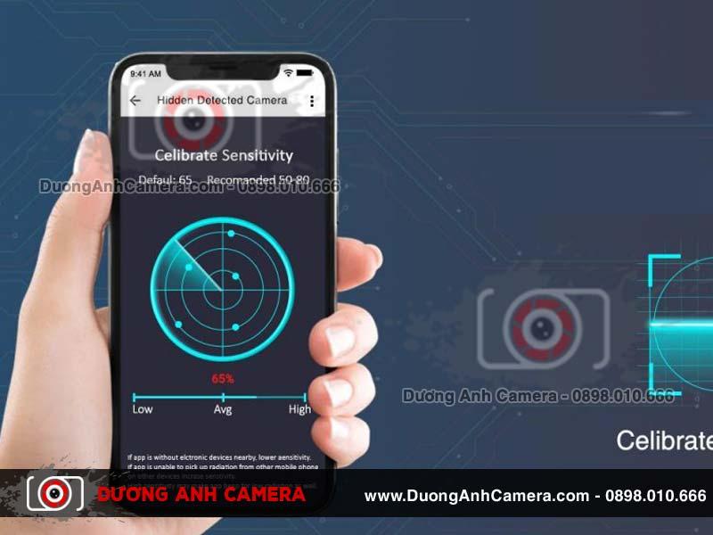 Cách phát hiện camera quay lén bằng iphone mới nhất