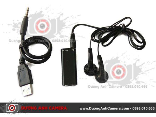 Máy ghi âm kỹ thuật số Ultra mini UMVR1 - 8GB