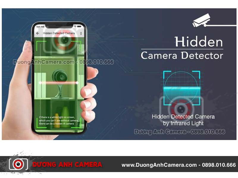 Hidden Camera Detector ios