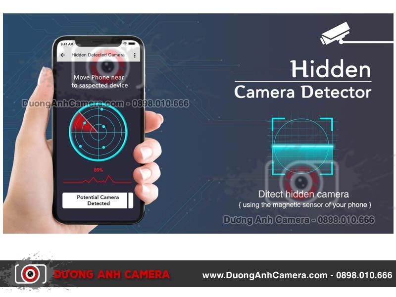 Hidden Camera Detector ios