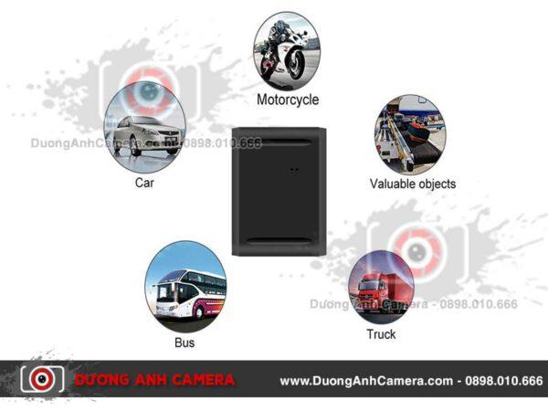 Thiết bị Định vị Nghe lén - GPS Tracker GT20A