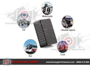 Thiết bị Định vị Nghe lén - GPS Tracker GT50