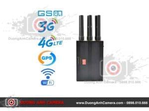 Thiết bị gây nhiễu sóng cầm tay CJ06 - 6 Anten