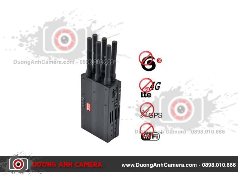 Máy sóng cầm tay CJ06 - 6 Anten