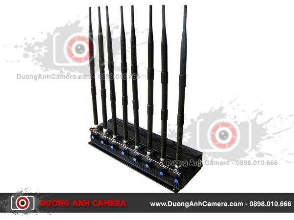 Thiết bị Phá sóng cao cấp Tần số cao EO-08A - 8 Anten