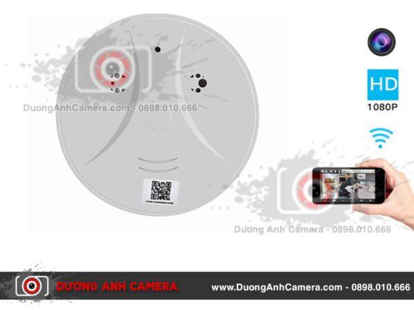 Camera ngụy trang đầu báo khói SMA03