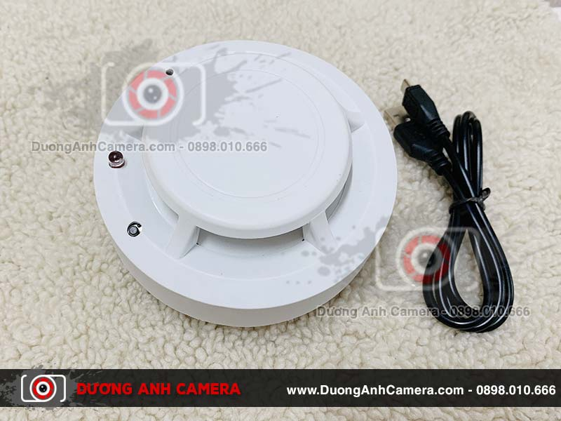 Camera ngụy trang đầu báo khói SMA04
