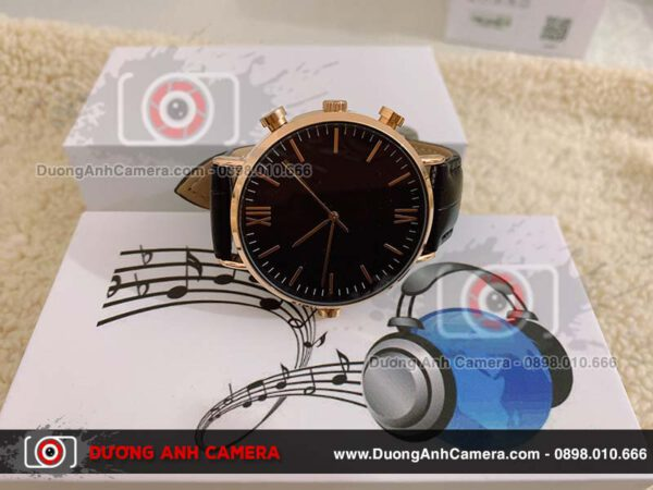 Đồng hồ Ghi Âm cao cấp WR01