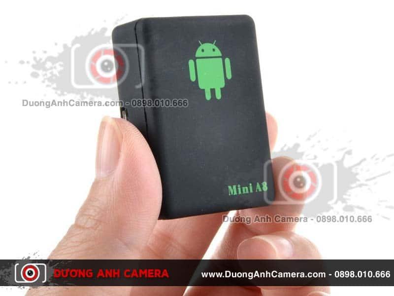máy nghe lén định vị mini a8